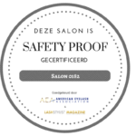 logo safetyproof salon