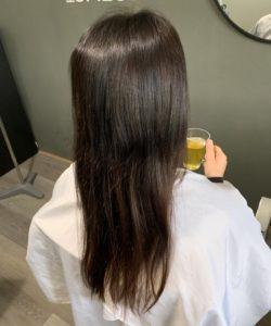 Voor plaatsen hairweave